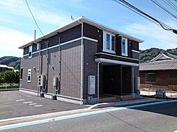 伊予鉄道横河原線 いよ立花駅 バス16分 高尾田下車 徒歩8分の賃貸アパート