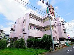 第三安田ビル[3階]の外観