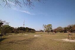 公園桃花台中央公園まで160m