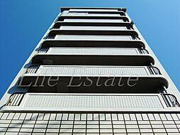 日宝サンフラッツ上町台[11階]の外観