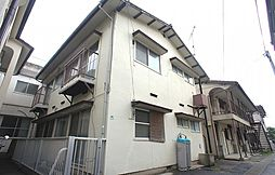 若葉荘[2階]の外観