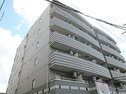 大阪府東大阪市下小阪5丁目の賃貸マンションの外観