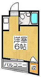 メゾンドエプーゼ[1階]の間取り