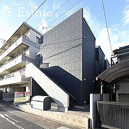 名古屋市営東山線 岩塚駅 徒歩2分の賃貸アパート