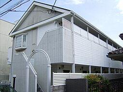 兵庫県神戸市垂水区歌敷山1丁目の賃貸アパートの外観