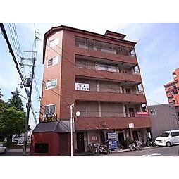 奈良県桜井市粟殿の賃貸マンションの外観