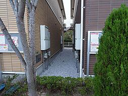 サンシャイン田原 B[2階]の外観