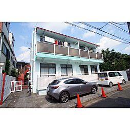 東京都世田谷区北烏山1丁目の賃貸マンションの外観