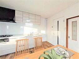 釧路市大楽毛 戸建て 3DKの居間