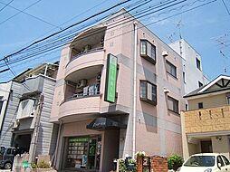 京都府宇治市五ケ庄大林の賃貸マンションの外観