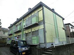 グリーンハイツC[2階]の外観