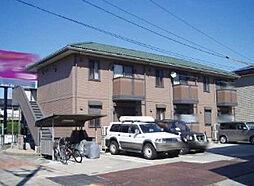 愛知県名古屋市南区豊田5丁目の賃貸アパートの外観