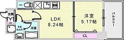 兵庫駅 8.6万円