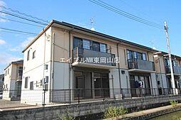 岡山県岡山市中区長岡丁目なしの賃貸アパートの外観