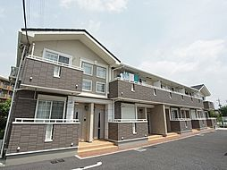 神奈川県相模原市南区双葉2丁目の賃貸アパートの外観