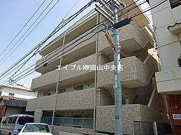 ヴィクトワール伊福[3階]の外観