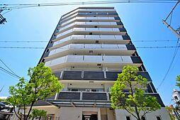 KM山坂[4階]の外観