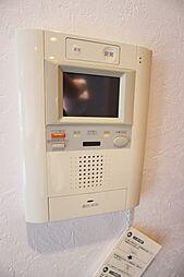 録画再生機能付きTVモニターホン設置。