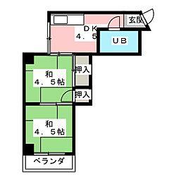 日進駅 2.0万円