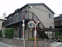サニーガーデンI[2階]の外観