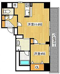 仮称 横堤2丁目プロジェクト[403号室号室]の間取り