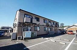 ドミール新田[1階]の外観