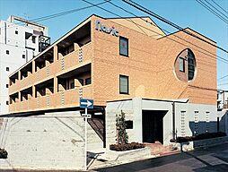 アンシャーレ西ノ京[110号室号室]の外観