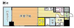 FERIO Kiyomizu (フェリオ清水)[4階]の間取り