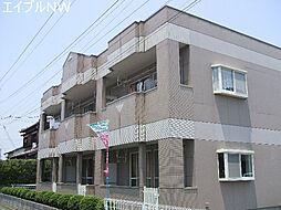 三重県松阪市泉町の賃貸アパートの外観