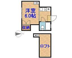 県庁前駅 2.5万円