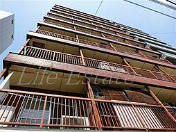 シティアーク上町台[4階]の外観