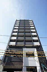 レジュールアッシュ梅田北[11階]の外観