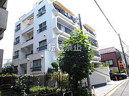 TAS目黒三田レジデンス[1階]の外観