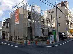 岡山電気軌道清輝橋線 清輝橋駅 徒歩3分の賃貸アパート