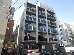 北海道札幌市東区北二十四条東16丁目の賃貸マンションの外観
