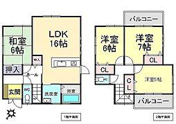 奈良県生駒市新生駒台