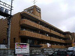 朝日プラザ五橋東[1階]の外観
