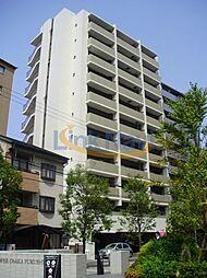レジュールアッシュ梅田WEST[11階]の外観