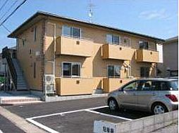 静岡県沼津市原町中3丁目の賃貸アパートの外観