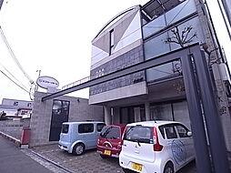 兵庫県姫路市西夢前台2丁目の賃貸マンションの外観