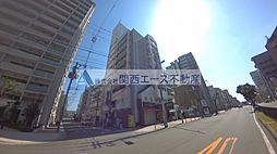 プレアデス桃谷[8階]の外観