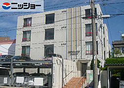 MODULOR社台[3階]の外観