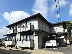 京都府京都市伏見区深草開土口町の賃貸アパートの外観