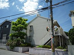 グランデール栃尾A棟[1階]の外観