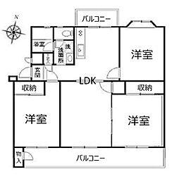 京王山田マンションB棟