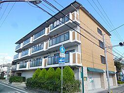 兵庫県伊丹市荒牧南4丁目の賃貸マンションの外観