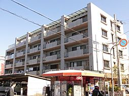 パシフィックマンション[2階]の外観