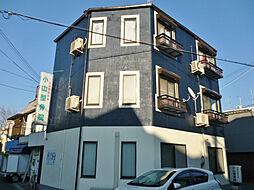 大阪府枚方市中宮本町の賃貸マンションの外観