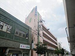 大阪府豊中市中桜塚1丁目の賃貸マンションの外観