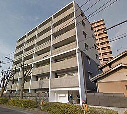 千葉県柏市根戸新田の賃貸マンションの外観